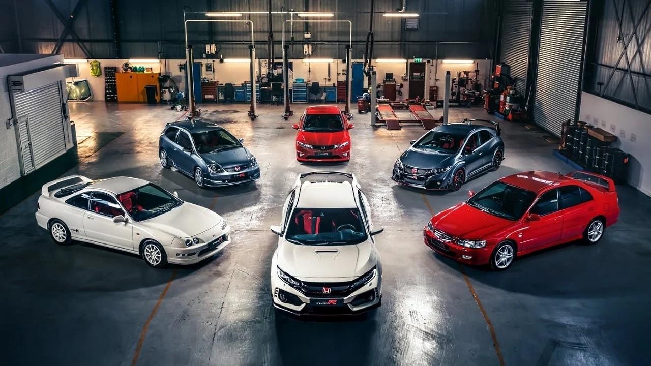 Лучшие автомобили Honda