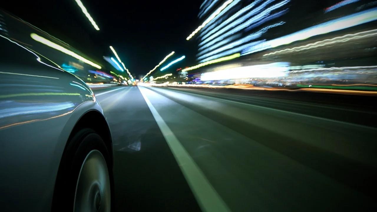 Фото авто в движении салон