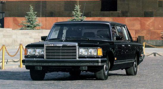 ЗИЛ-4105 - самый защищённый автомобиль в мире