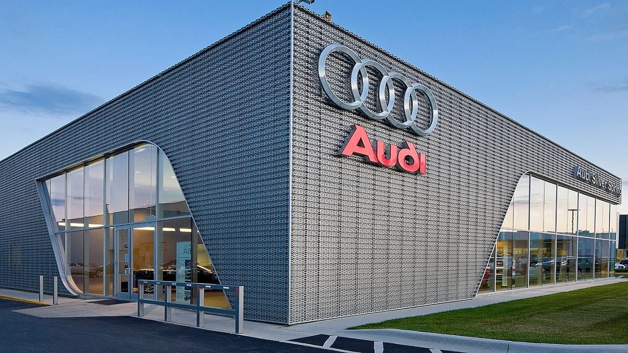 Audi запатентовала новый двигатель
