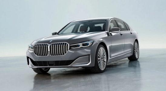 Эволюция автомобилей BMW 7-Series