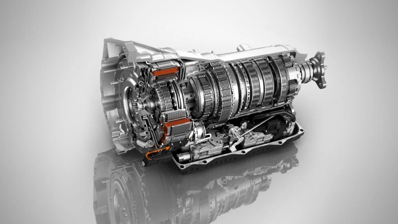 Автоматическая коробка переключения передач (АКПП) ZF 8HP