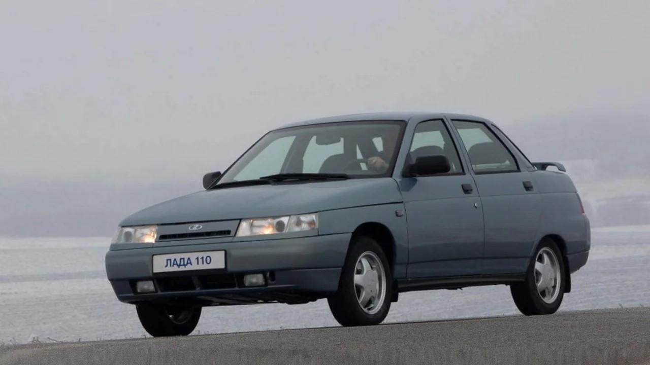 Уродливый автомобиль ВАЗ 2110