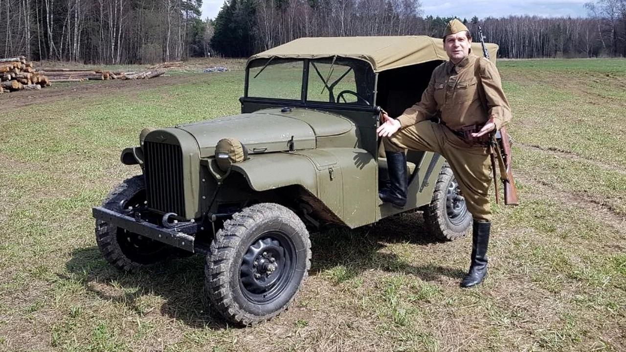 5 легендарных автомобилей Великой Отечественной войны
