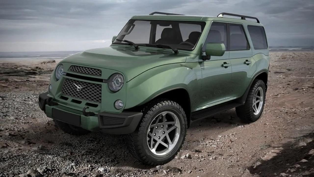 10 фантазий дизайнеров на тему реинкарнации советских автомобилей