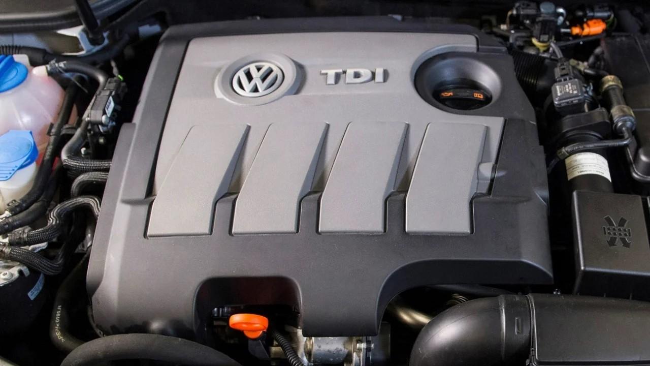 Двигатель 2.0 TDI