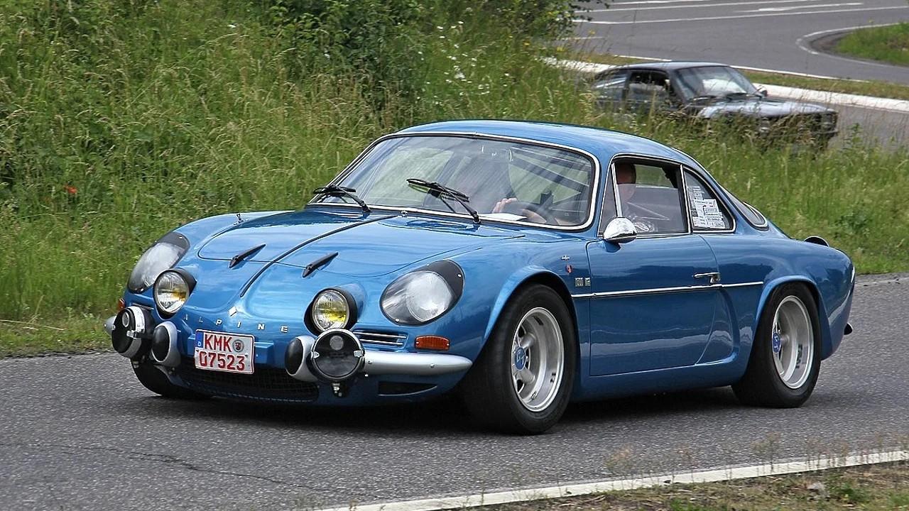 Классический Alpine A110