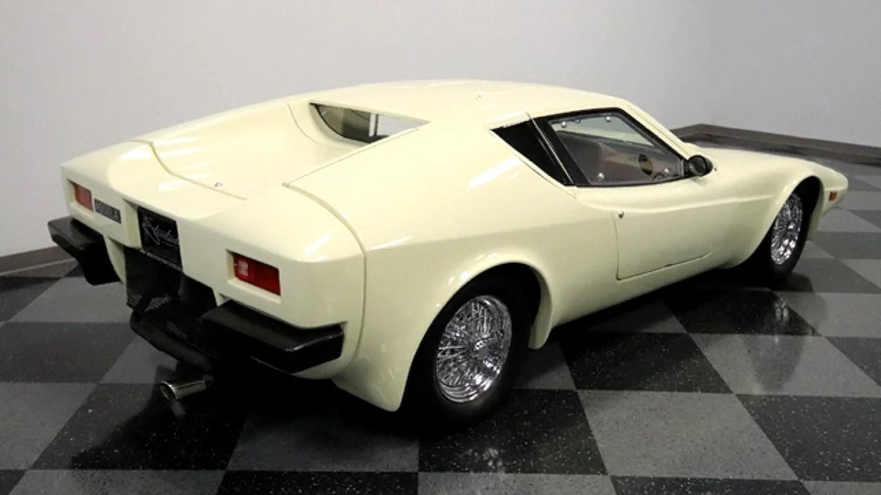 Aquila - самый необычный и редкий автомобиль в истории