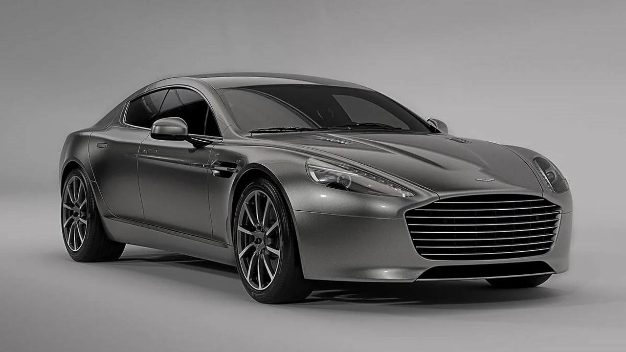 Электромобиль Aston Martin Rapide E