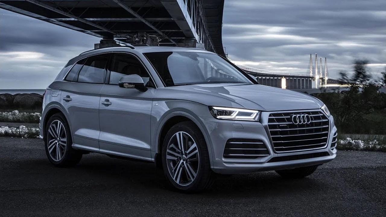Надёжный внедорожник Audi Q5