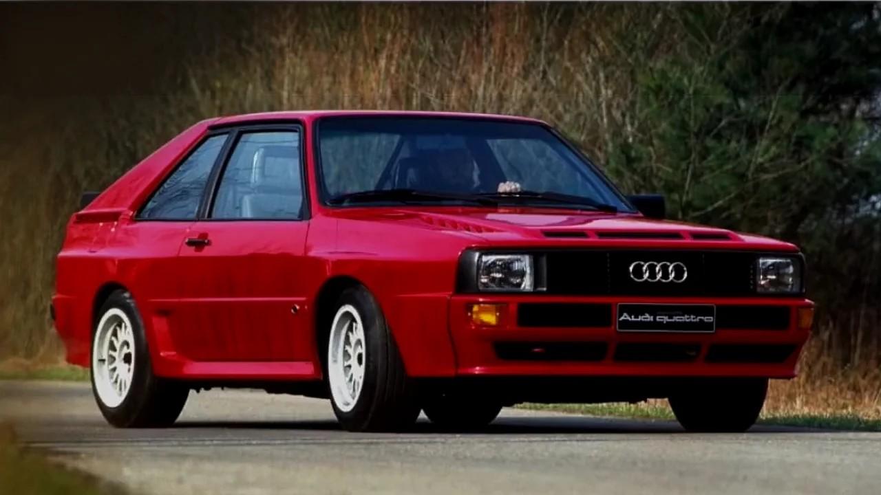 Original Audi Sport Quattro
