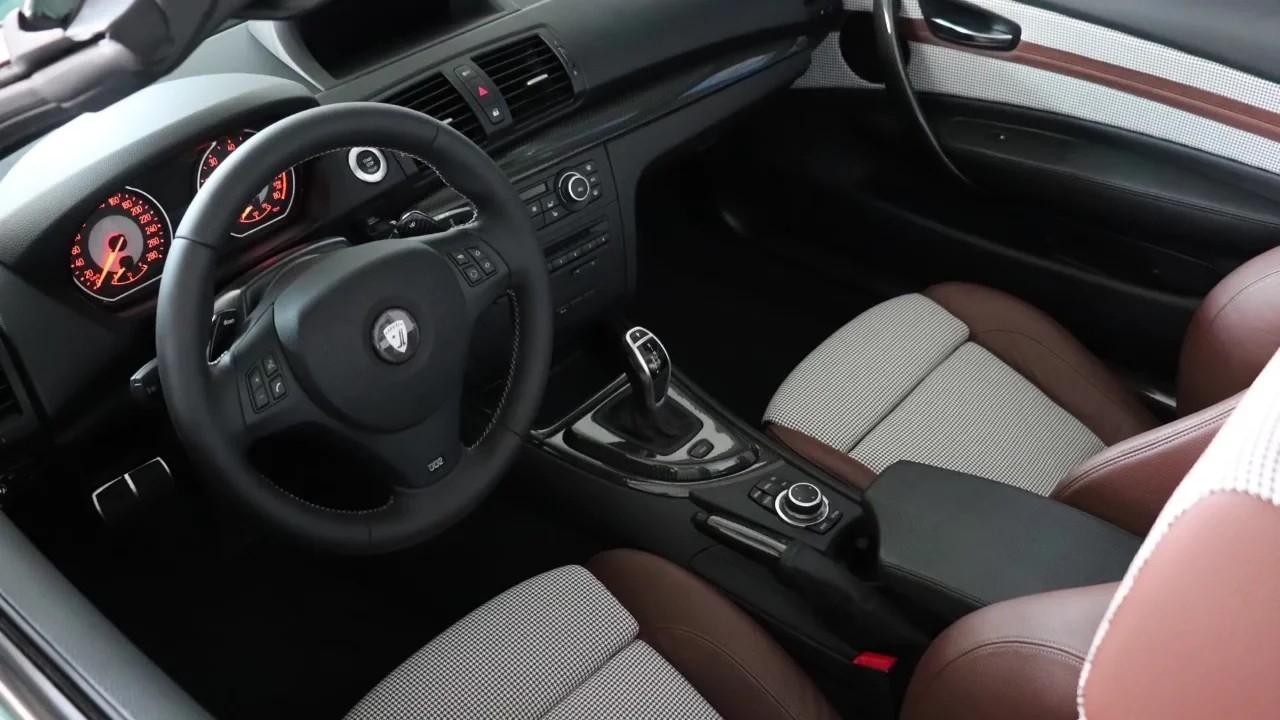 Новый BMW в старом кузове