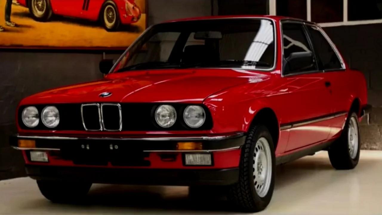Original BMW 3-Series (E30)