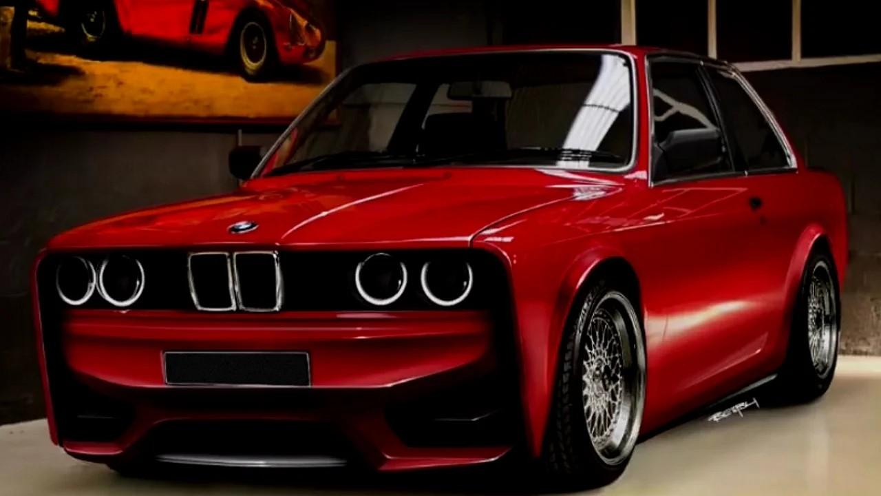 BMW 3-Series (E30) by TheSketchMonkey