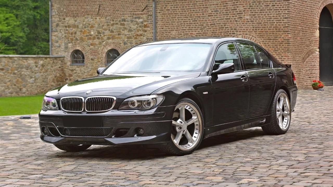 BMW 7-Series E66