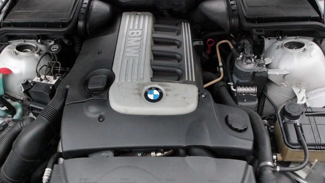 Надёжный дизельный двигатель BMW M57