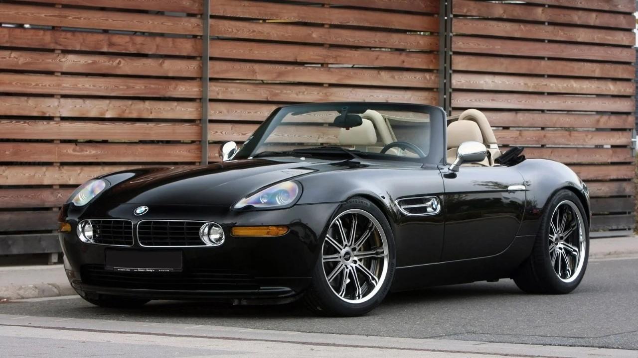 Новый BMW Z8 с ретро дизайном