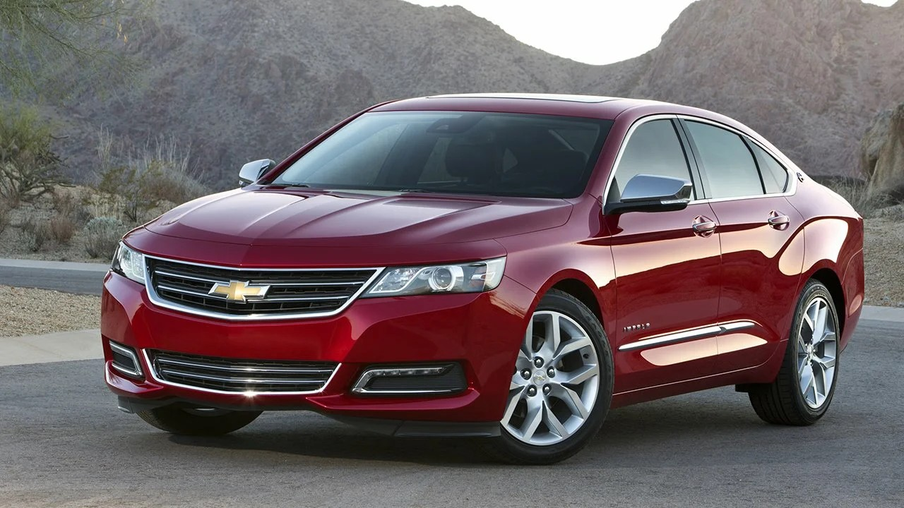 Chevrolet Impala продано более 14 000 000