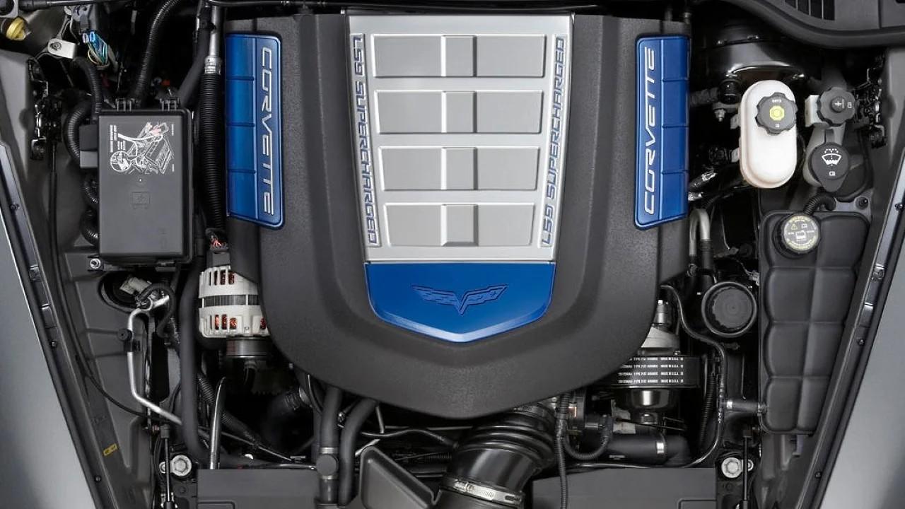 Двигатель Chevrolet Small-Block
