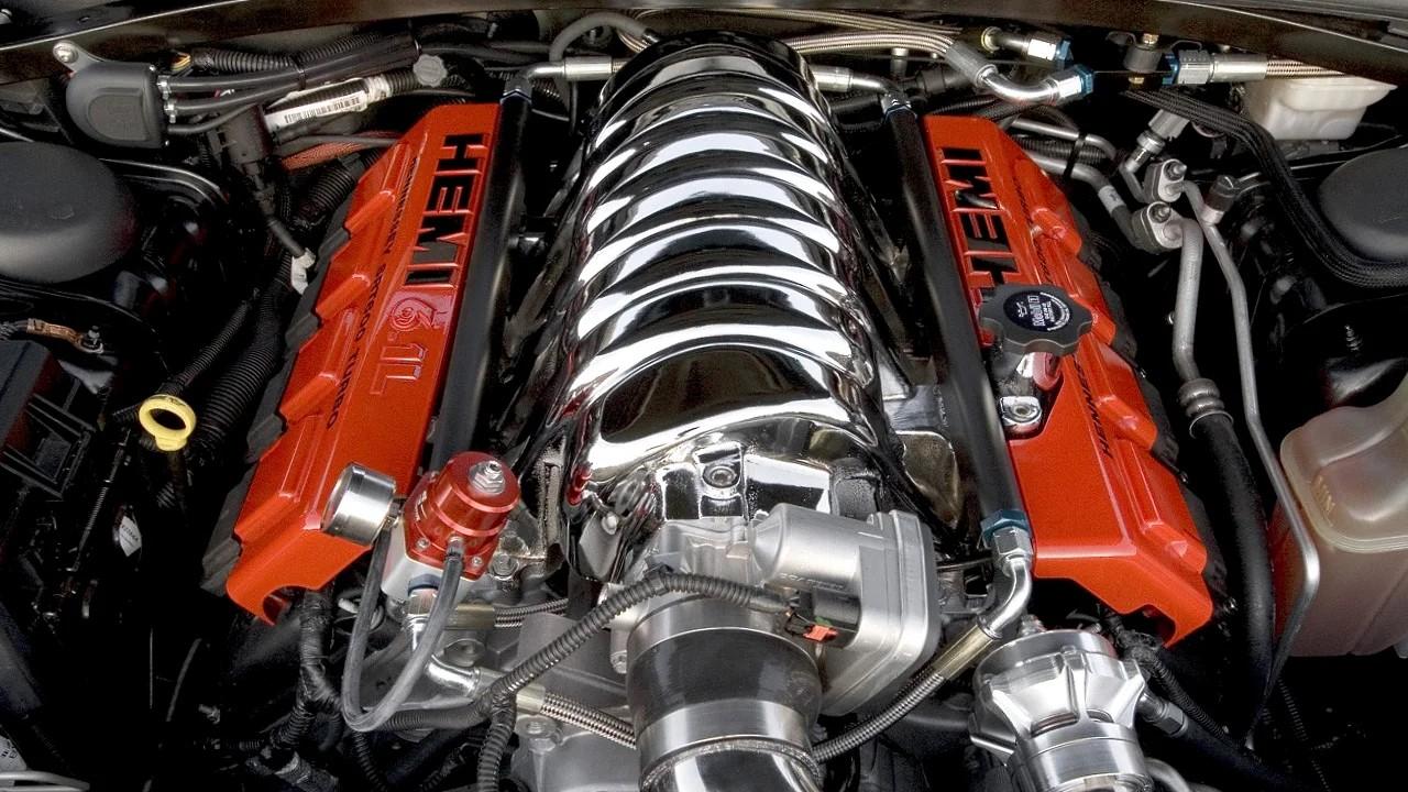 Двигатель Chrysler HEMI