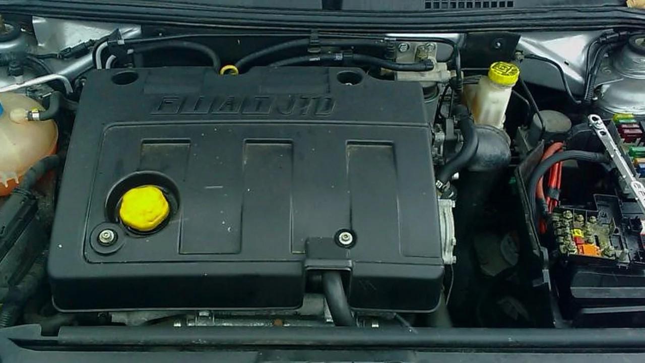 Надёжный дизельный двигатель Fiat 1.9 JTD
