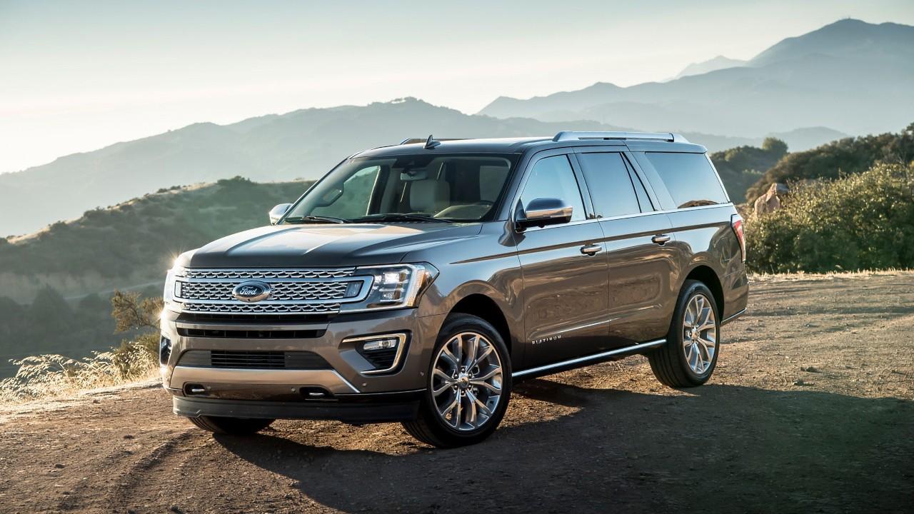 Семиместный автомобиль Ford Expedition