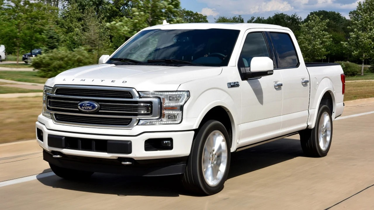 Ford F-Series продано более 40 000 000