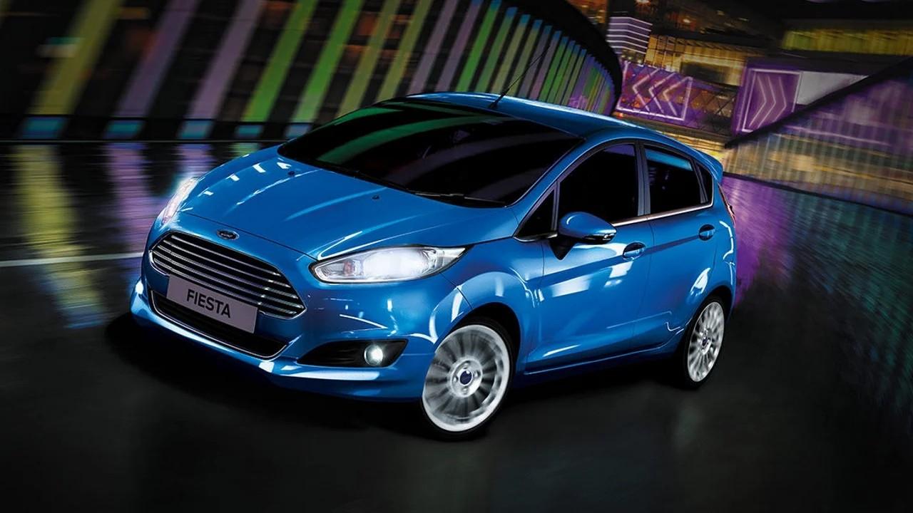 Ford Fiesta продано более 15 000 000