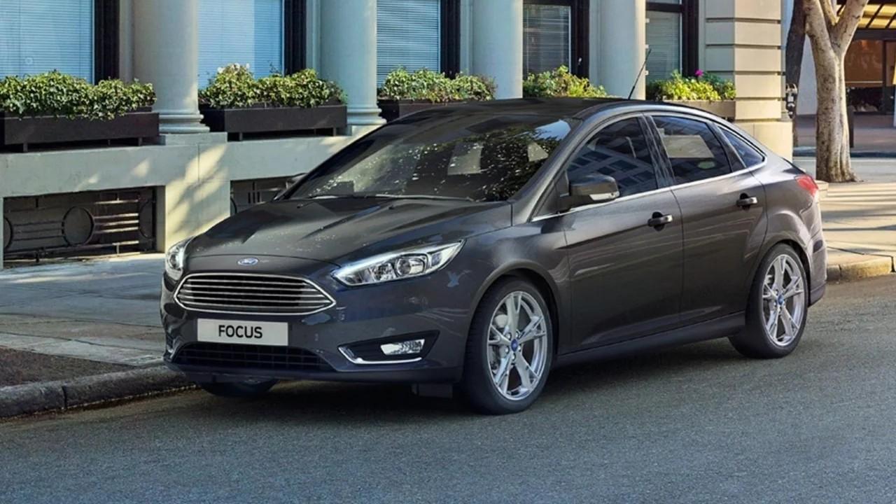 Ford Focus продано более 13 000 000
