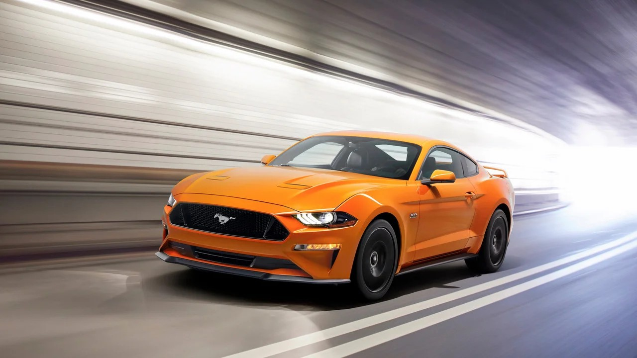 Ford Mustang продано более 9 000 000