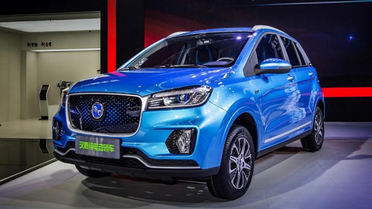Китайская копия Jaguar I-Pace