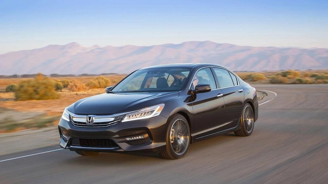 Honda Accord продано более 17 000 000