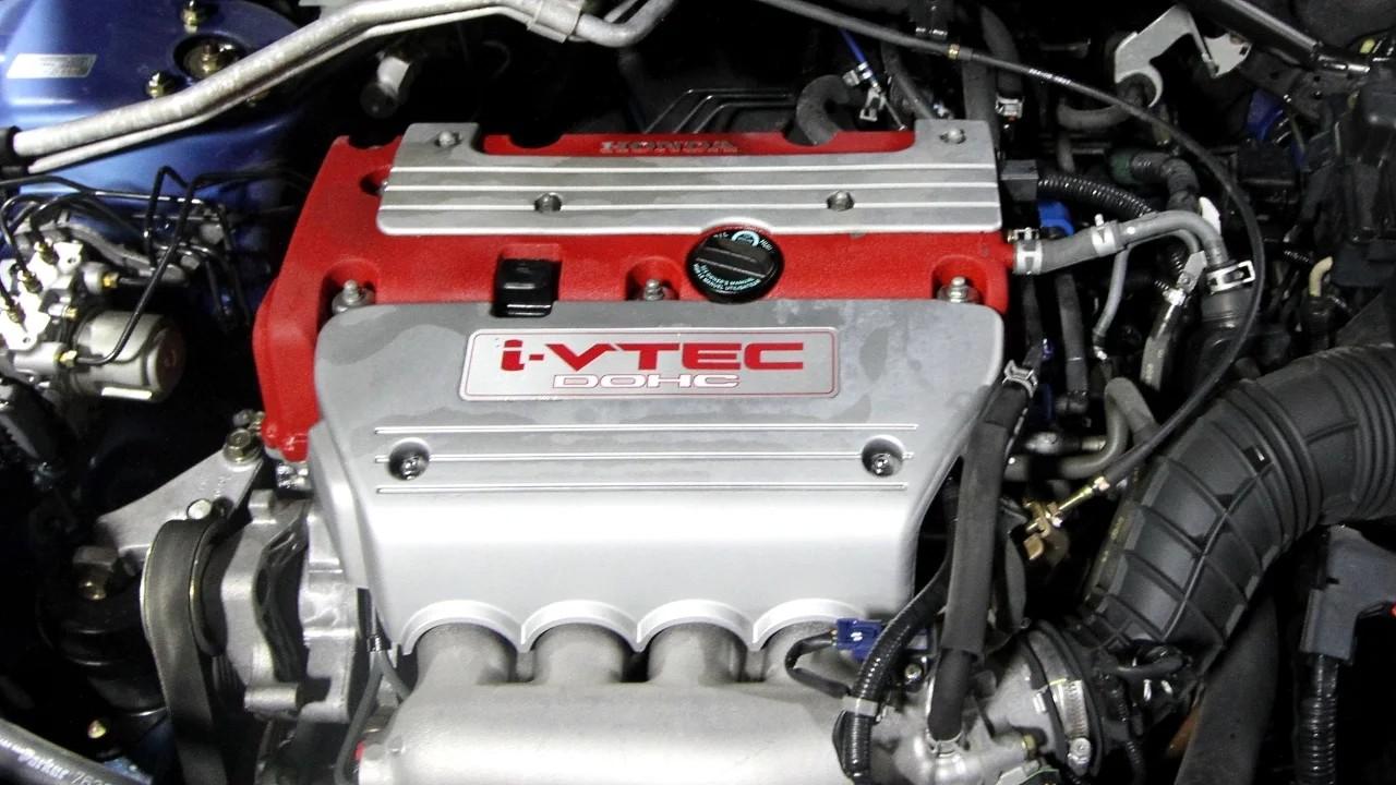 Двигатель Honda K20A VTEC
