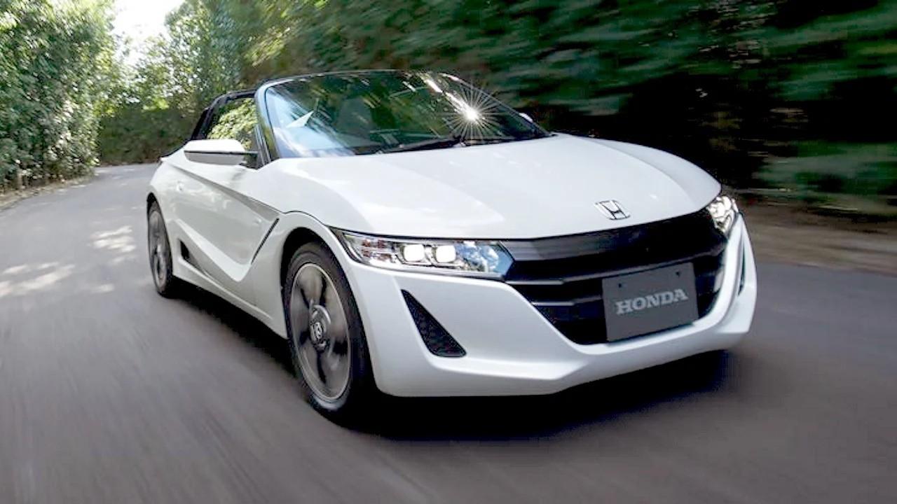 5 лучших автомобилей Honda в истории