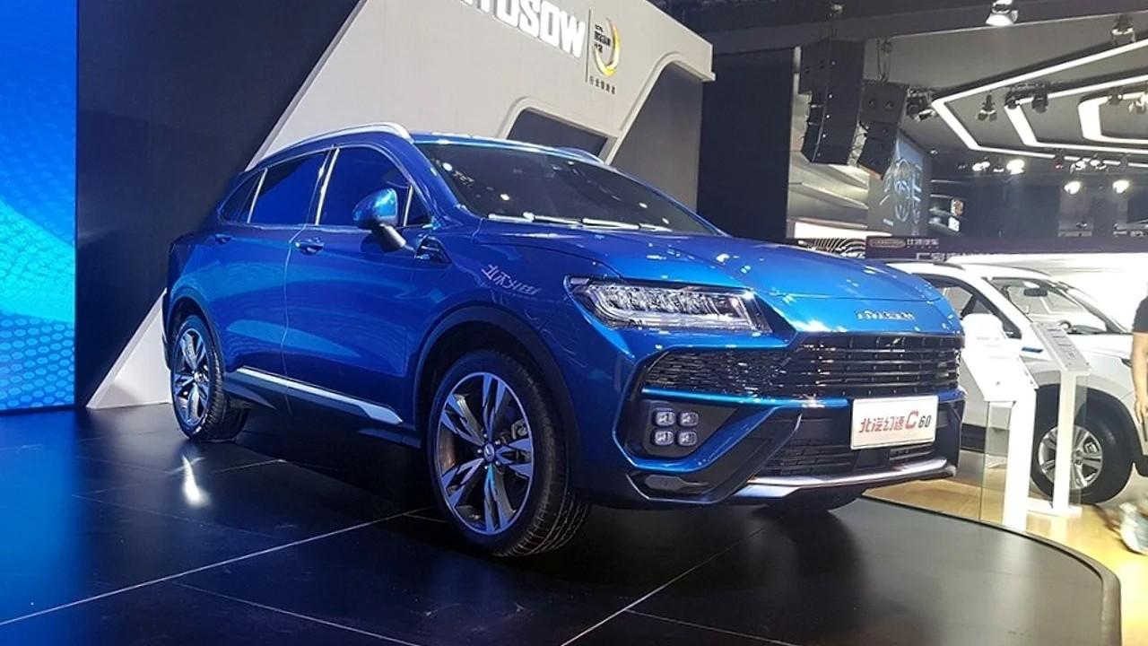 Китайская копия Lamborghini Urus