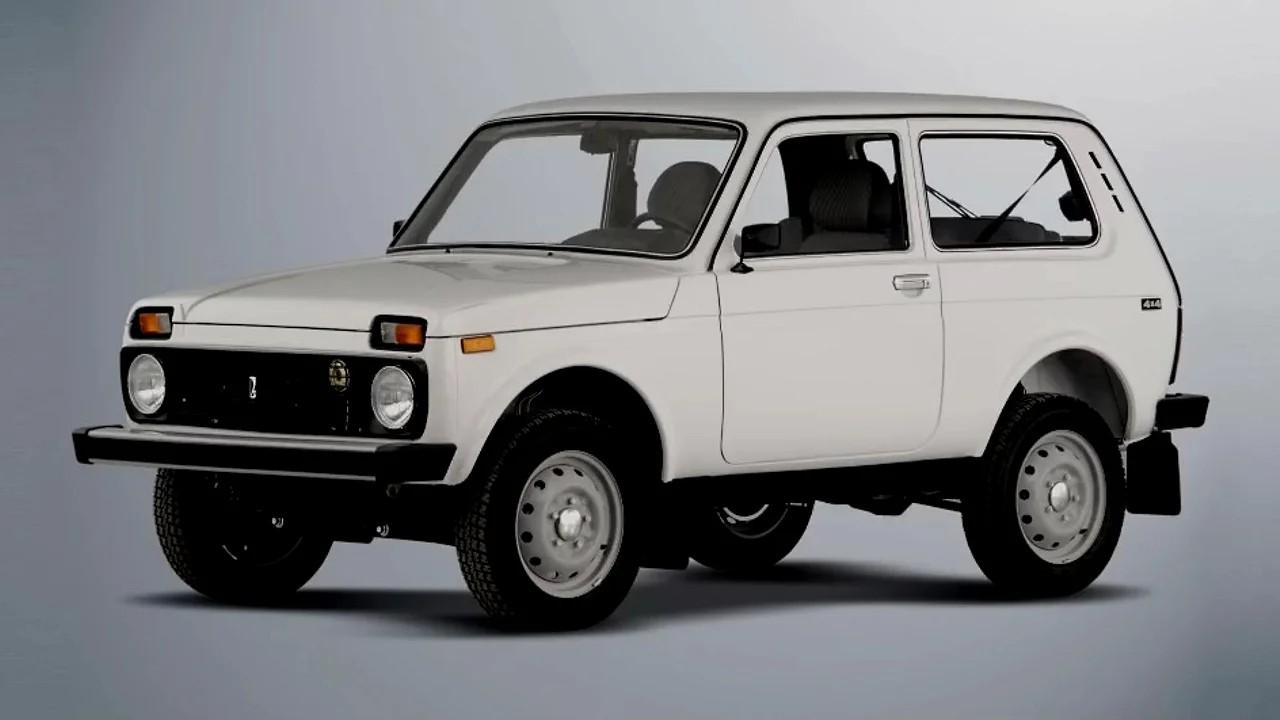 Original Lada Niva