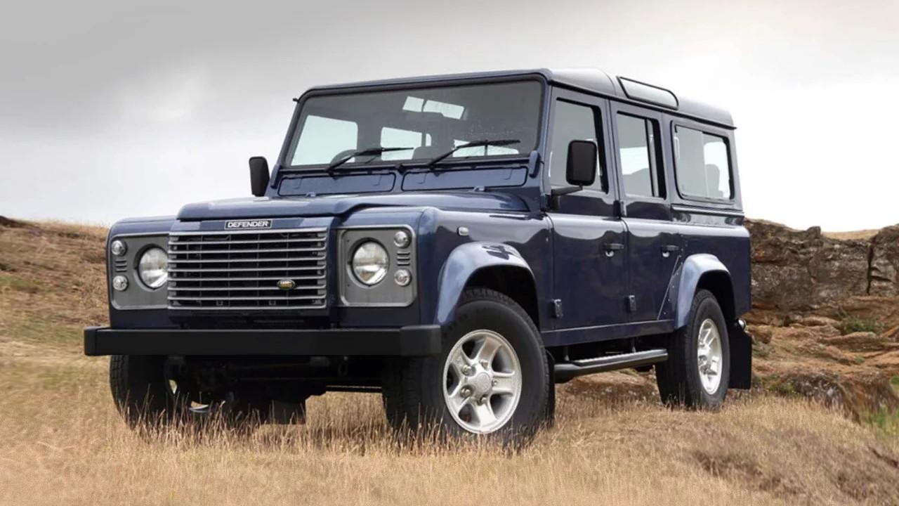 Легендарный внедорожник Land Rover Defender 90 / 110