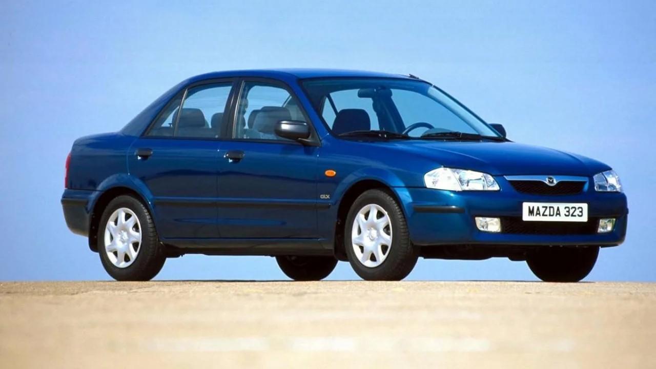 Mazda 323 продано более 10 000 000