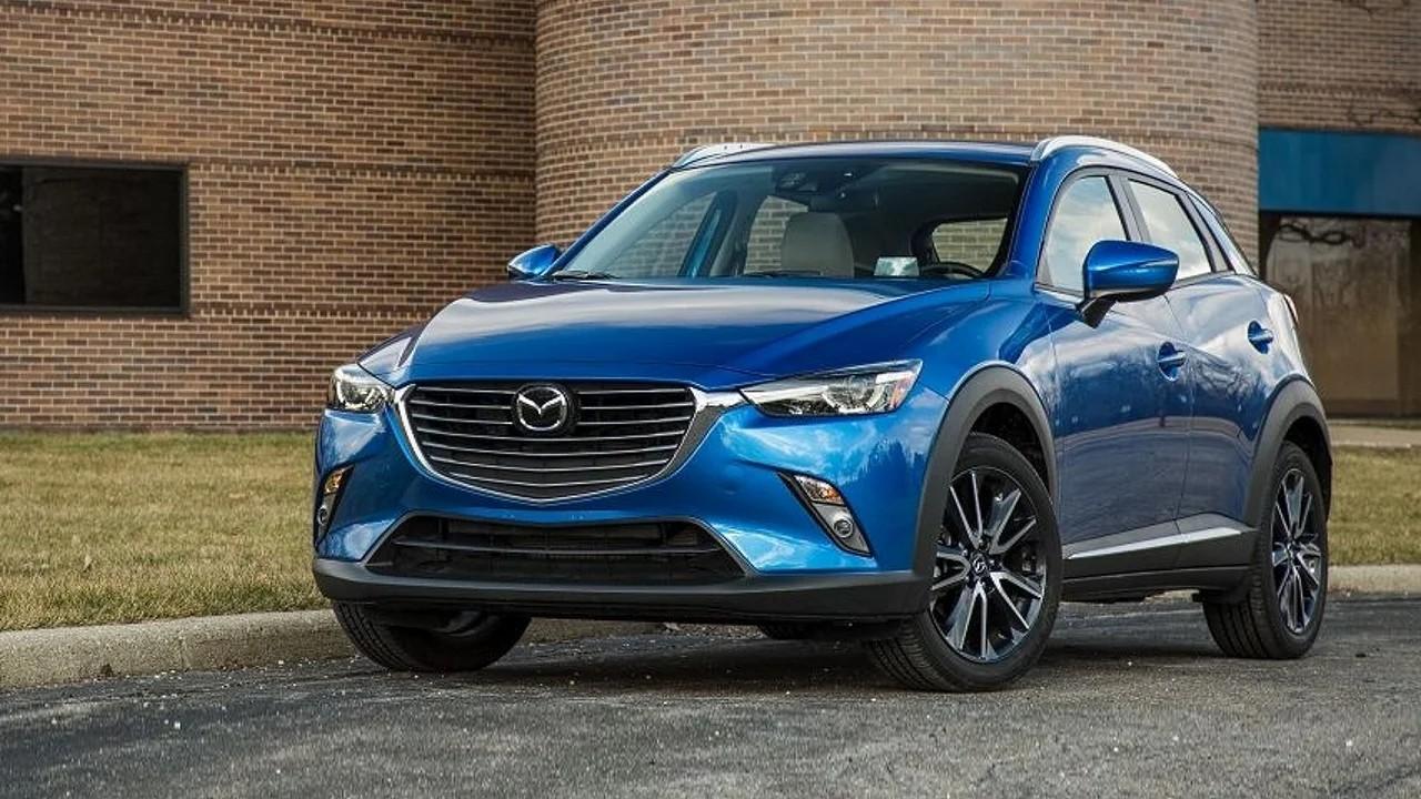 Ненадёжный внедорожник Mazda CX-3