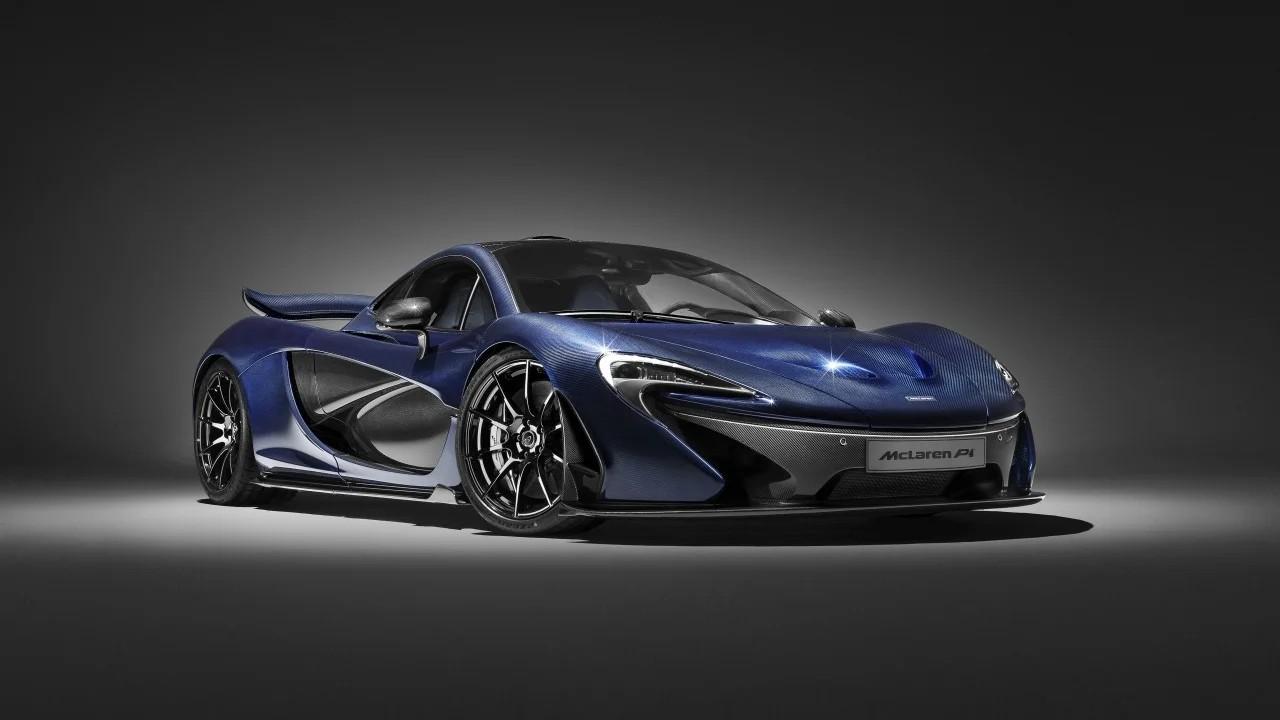McLaren P1 - 2,8 секунды от 0 до 100 км. / ч.