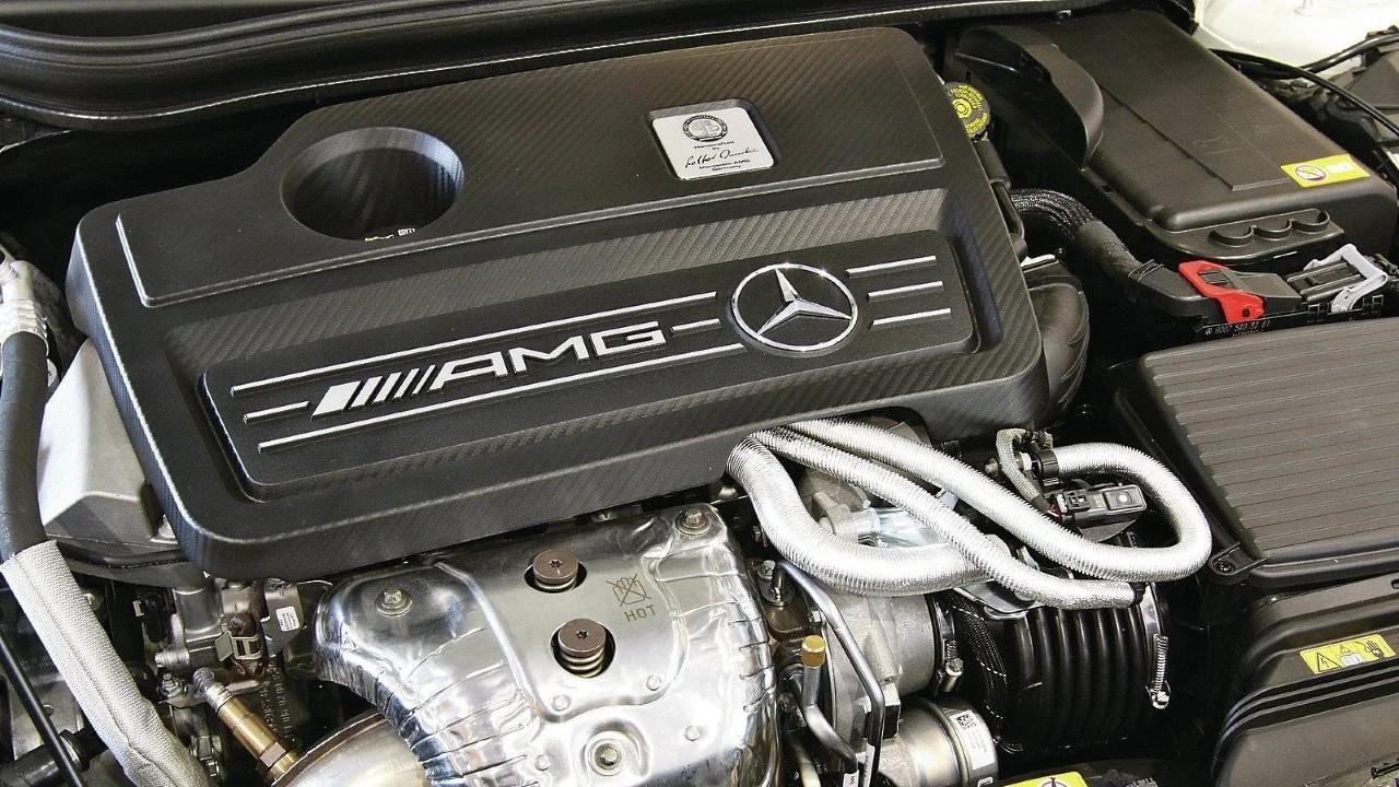 Самый мощный 4-цилиндровый двигатель
