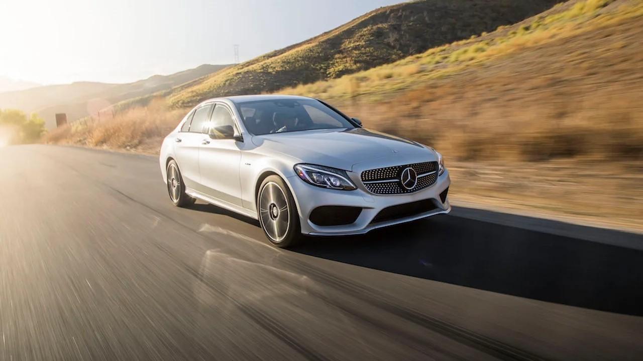 Mercedes-Benz C-Class продано более 10 000 000