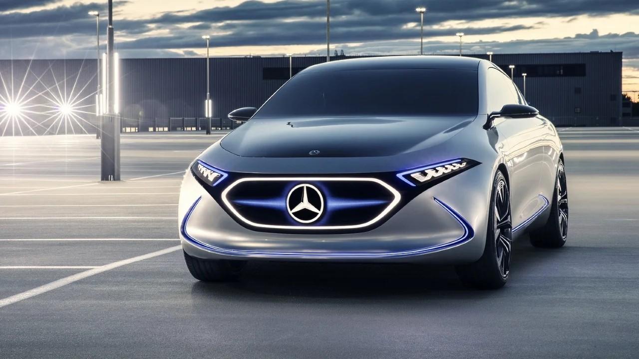 Электромобиль Mercedes-Benz Generation EQ