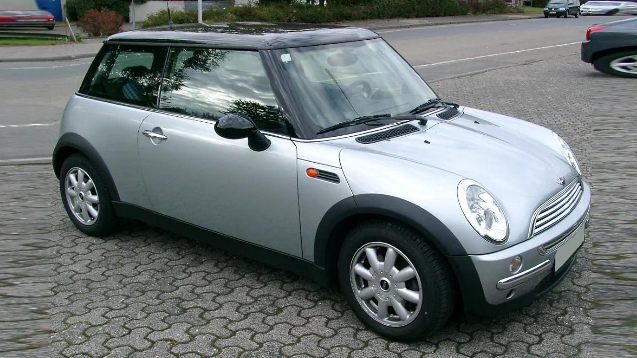Новый Mini Cooper с ретро дизайном