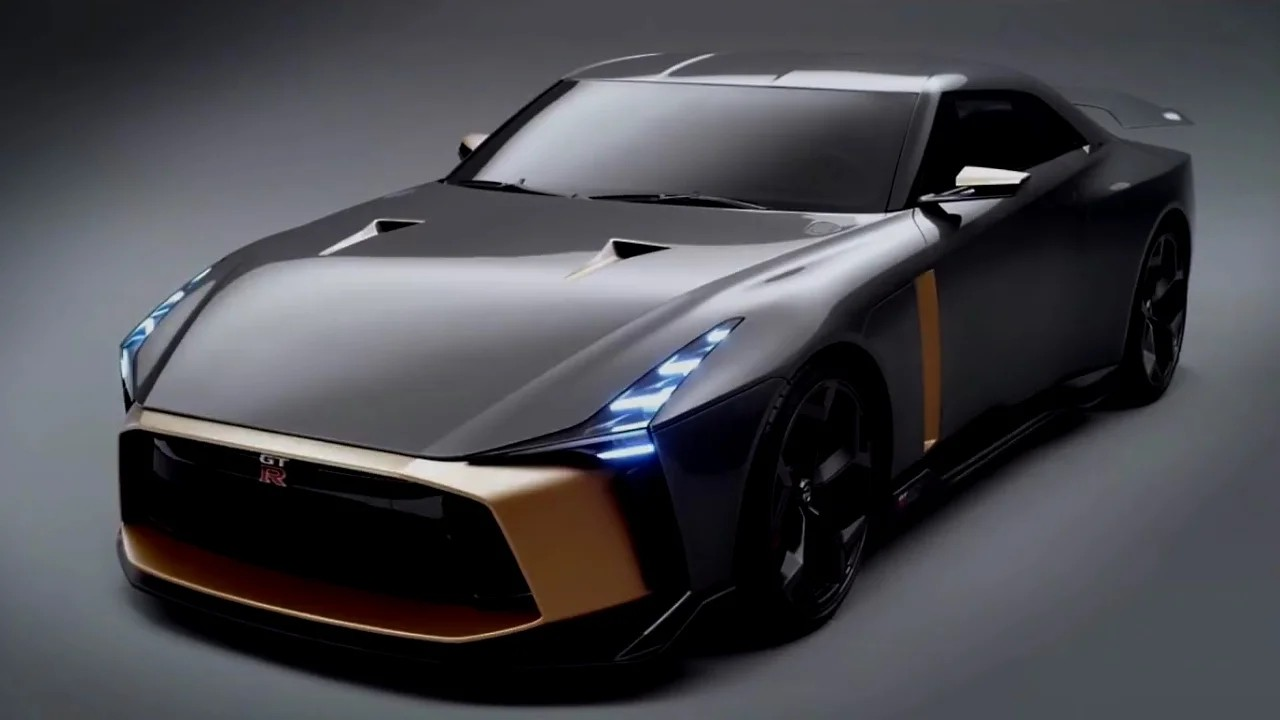 Original Nissan GT-R Italdesign