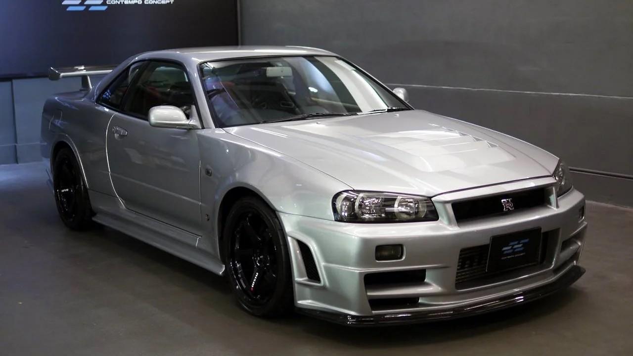 Специальные версии Nissan Skyline GT-R