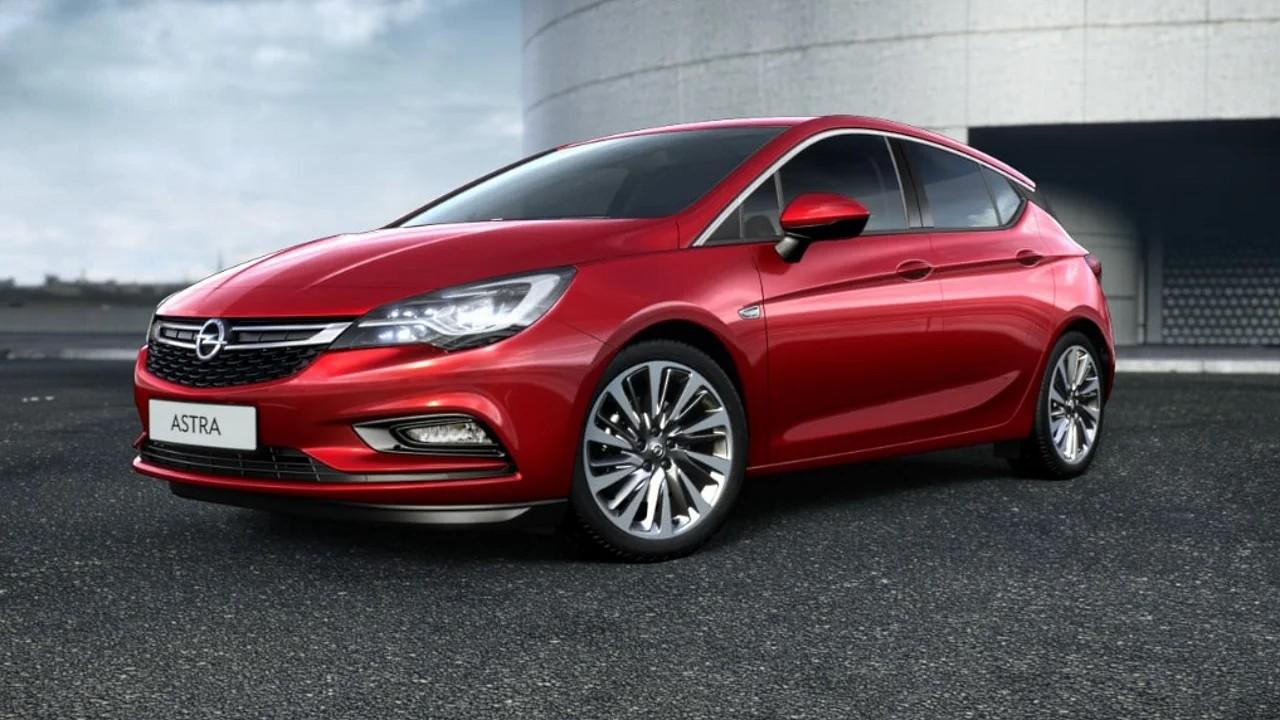 Opel / Vauxhall Astra продано более 11 000 000