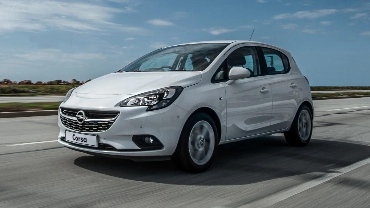 Opel / Vauxhall Corsa продано более 13 000 000
