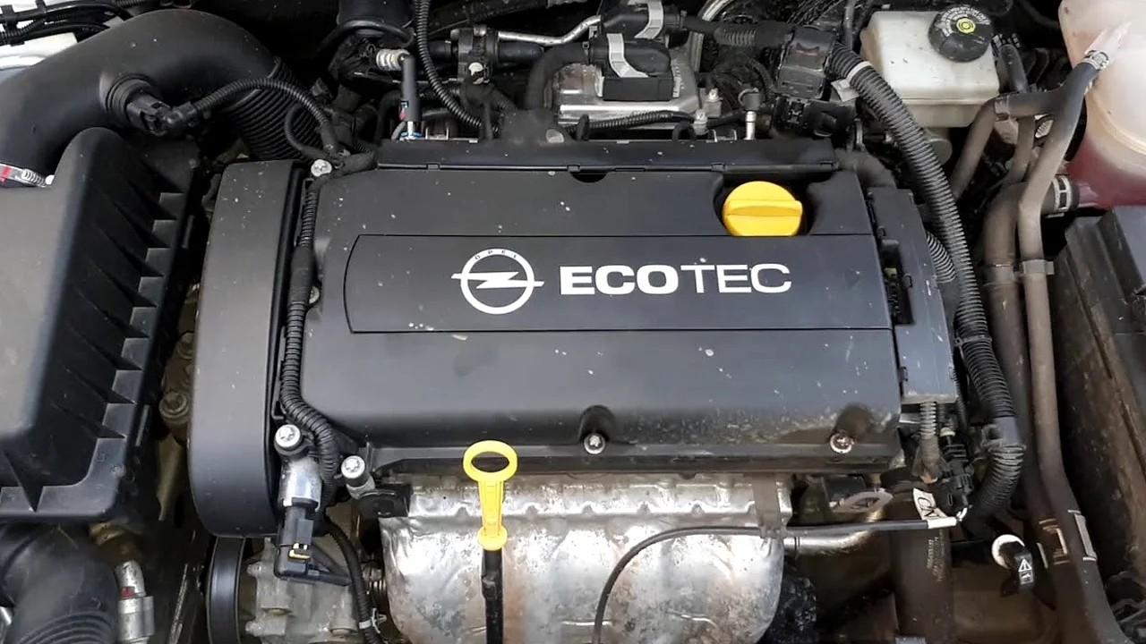 Надёжный двигатель Opel Z18XER