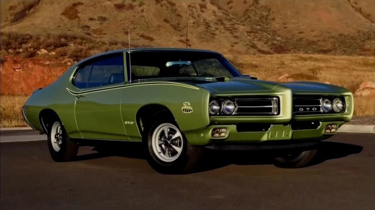 Original Pontiac GTO